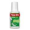 TIPP EX Flacon de correction liquide ECOLUTION 20ml à base d'eau